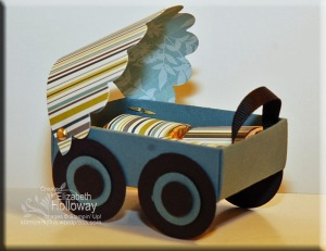 baby carriage modified